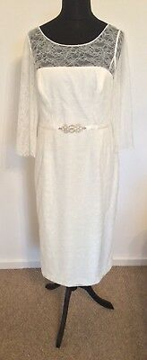 Wedding Dress BNWT Size 12