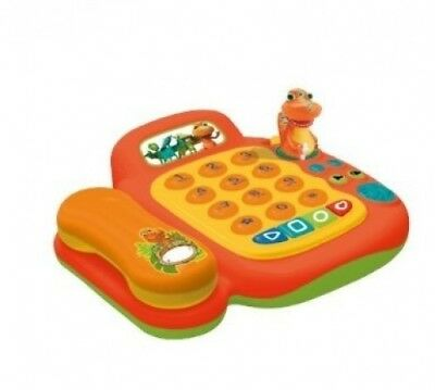 Reig Dinotren Activity Telephone And Piano with Figure. Delivery is Free