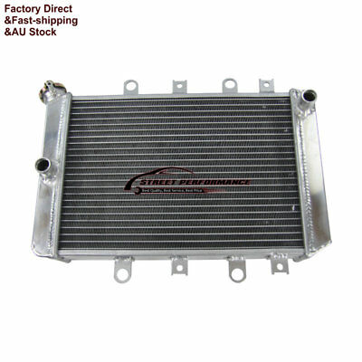 3Rows Aluminum Radiator For 2012-2014 Yamaha Grizzly 550 700