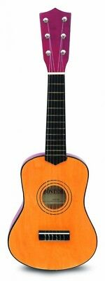 Bontempi Classic Wood Guitar - 55cm. Brand New