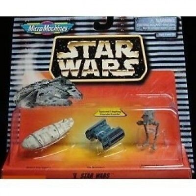 Star Wars - Micro Machines 65860- Fahrzeugmodelle Set V. Lewis Galoob Toys, Inc.