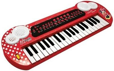 Reig 5252 Minnie and You 32-Key Electric Keyboard. Brand New