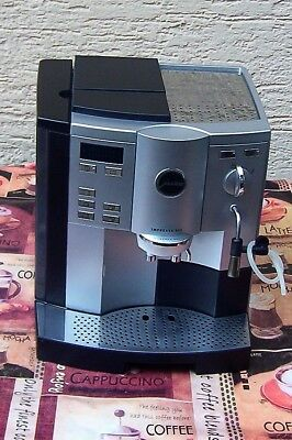JURA  Impressa S95 silber Cappuccinatore Coffee  if you Love coffee