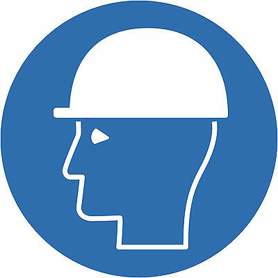 Pictogramme ISO 7010 OBLIGATION-casque