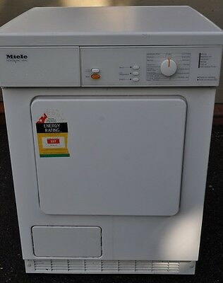 Miele Condenser dryer