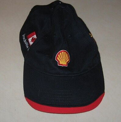 100 years , Brockville, canada Shell Oil Embroidered Hat,  cool collectible, new