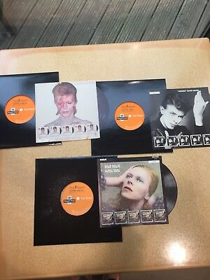 David Bowie - Fan Sheets and live stamp set Royal Mail