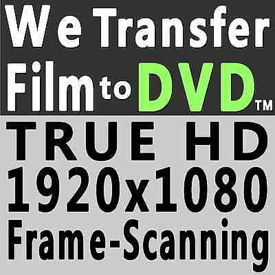 We Transfer 8Mm Super 8 & 16Mm Home Movie Films To Dvd Serving Houston Texas Tx