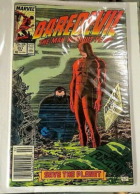 Daredevil #251 Marvel Copper Age Comic CB1037