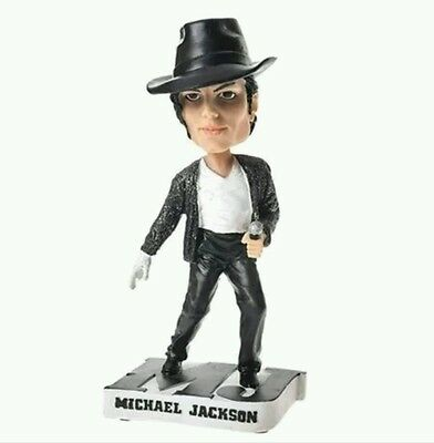 RARE Collectors  Odash Michael Jackson Bobblehead New. FAST FREE  SHIPPING.