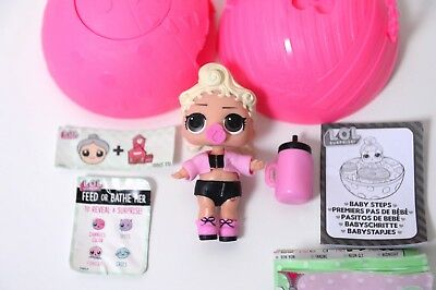 LOL Surprise Doll Series 2 Wave 2 - PINK BABY