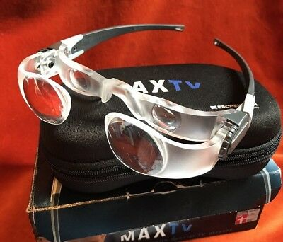 Eschenbach Max TV Magnifying Glasses 2 Times Enlargement 162411      aq 0//009