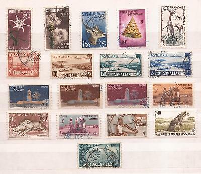 Somalia  -  Lot Of Stamps