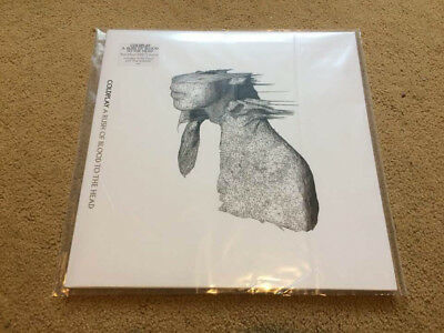Coldplay A Rush of Blood to the Head vinyl LP/Record/Album
