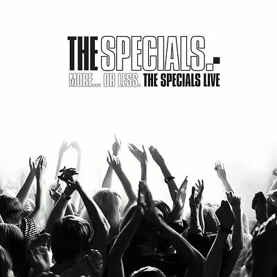 More...Or Less.The Specials Live von The Specials (2012) LP Vinyl NEW
