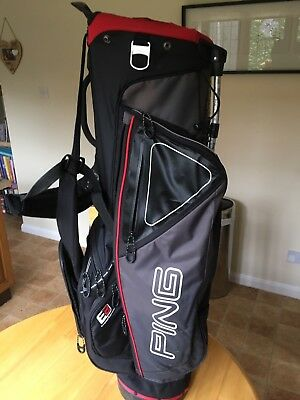 Ping E2 Stand Golf Bag - Great Low Price!