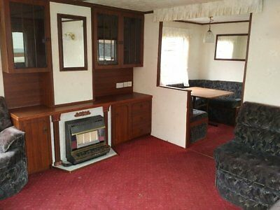 Pemberton Sovereign 37' x 12' 2 Bedroom Static Carvan Mobile Home (off site)