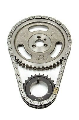 "Manley Double Roller Timing Chain Set 0.005"" Shorter BBC P/N 73192"
