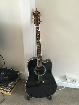 Indie Tree Of Life Guitar - Very Rare