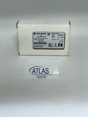 New Allen Bradley Guardmaster 440R-N23120 Safety Relay MSR126.1R