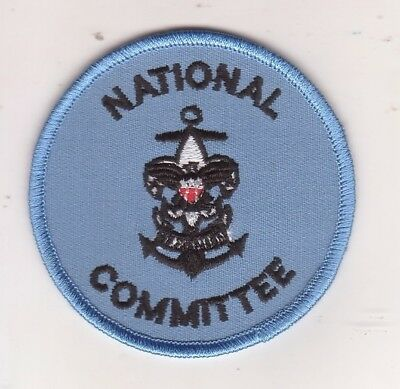 BSA Sea Scout National Committee position patch / badge