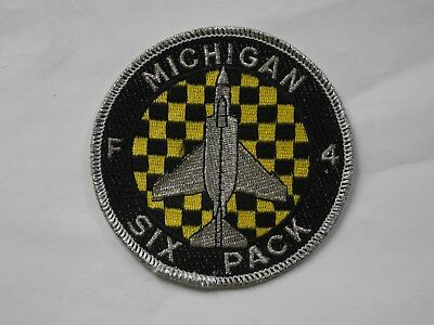 USAF Patch 171 FIS Michigan ANG F4D