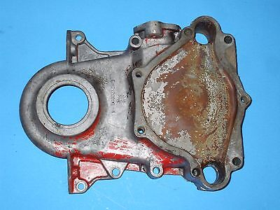 Mopar Rare Small Block Timing Chain Cover P/N 2128896 No Timing Marks