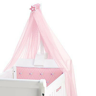 """American Girl BITTY BABY  SWEET & SOFT CANOPY for 15"""" Baby Doll Cribs NEW"""