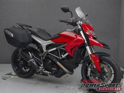 Ducati HYPERSTRADA W/ABS & DTC  2015 DUCATI HYPERSTRADA W/ABS & DTC Used FREE SHIPPING OVER $5000