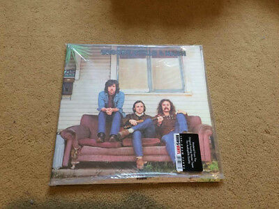 Crosby, Stills & Nash remastered 180g vinyl LP/Record/Album