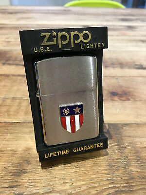 Rare CBI Theatre Zippo lighter, vintage, collectible, mint condition