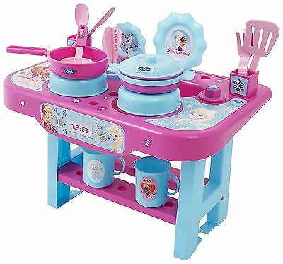 Children's Girls Disney Frozen My First Kitchen - Small - Great Gift (Sambro)
