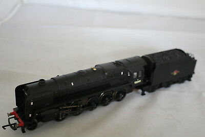 Hornby 9f 2-10-0 loco excellent condition but non-runner - spares/repairs