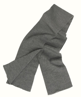 Genuine German Army BW Wool Scarf in grey colour