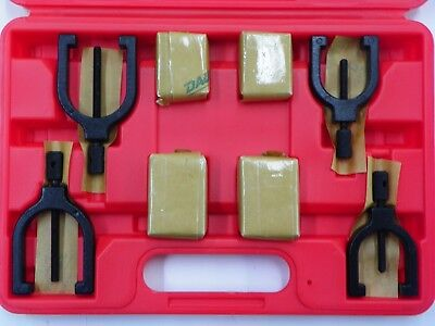 SPI 91-503-3, 8 PIECE V-BLOCK SET (2 sizes) WITH CLAMPS AND CASE      E996