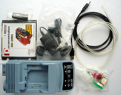 RKI SDM-2009 Calibration Station for GX-2009 for Gas Detector Monitor Equipment
