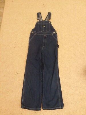 Boys Overalls Size 12