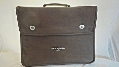 Aprilia Scarabeo briefcase luggage replacement (no rack)  #3