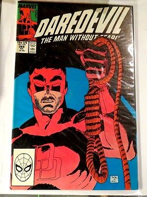 Daredevil #268 Marvel Copper Age Comic CB1031