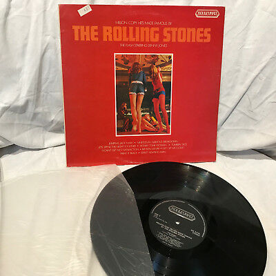 Lp – Millon Copy Sellers Made Famous Bythe Rolling Stones / England