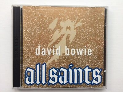RARE David Bowie 'All Saints' Instrumental Christmas '93 CD - private release