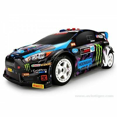 Hpi Racing Micro Rs4 Ford Fiesta Ken Block 2015 Rtr.