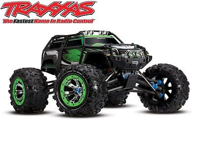 Traxxas Summit 1/10 4Wd Wireless Id Traxxas 56076-4