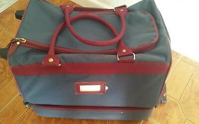R G LAWRIE CHALLENGER DW Size  5 LAWN BOWLS + Acclaim Eyemouth trolley bag case