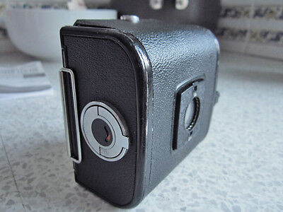 Hasselblad A12 Black Back. matched