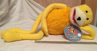 """Large Flat Eric Soft Toy levis ad - 23"""" Tall - 1990s with repro Tag"""