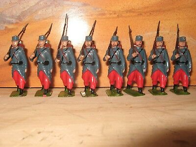 Britains #141 French Line Infantry pre war no box