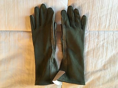 Flight Gloves, Nomex, Sage Green, Size 7 NWT