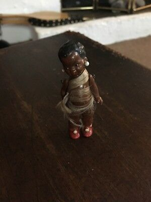 """Antique Jointed Doll Approx 2"""""""