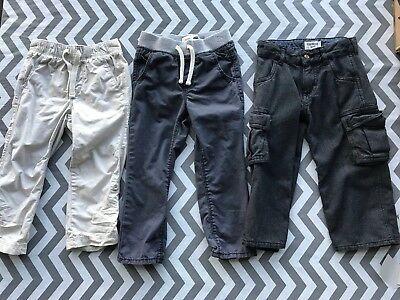 Lot Of 2T Toddler Boy Pants Osh Kosh Old Navy